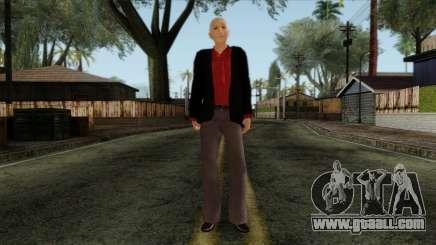 GTA 4 Skin 4 for GTA San Andreas