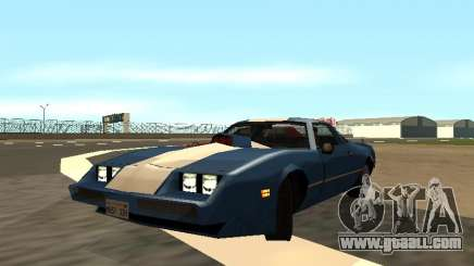 New Phoenix for GTA San Andreas