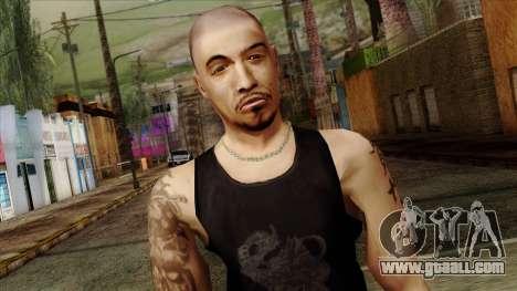 GTA 4 Skin 66 for GTA San Andreas third screenshot