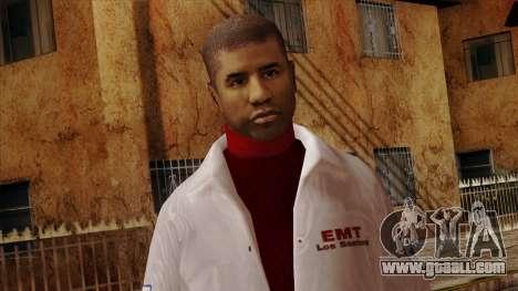 Doctor Skin 2 for GTA San Andreas third screenshot
