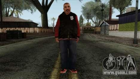 GTA 4 Skin 69 for GTA San Andreas