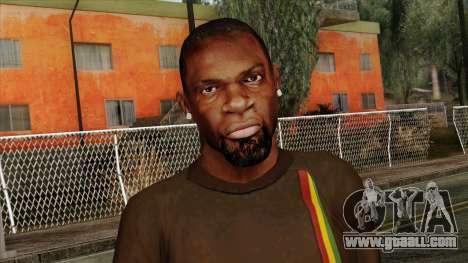 GTA 4 Skin 79 for GTA San Andreas third screenshot