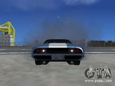New Phoenix for GTA San Andreas interior