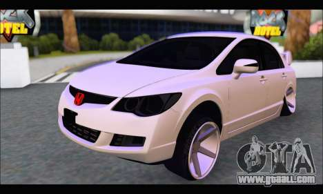 Honda Civic Korea Style for GTA San Andreas