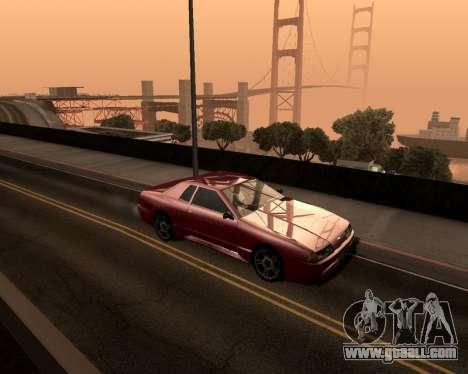 Artificial ENB for low PC for GTA San Andreas third screenshot