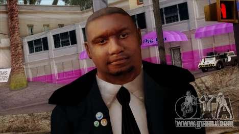 GTA 4 Skin 34 for GTA San Andreas third screenshot