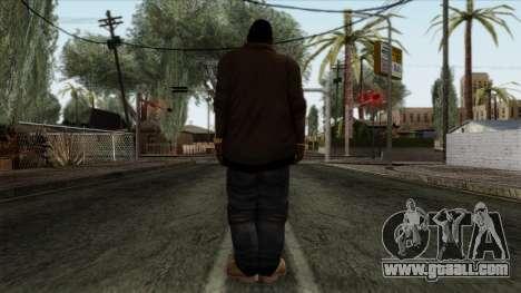 GTA 4 Skin 70 for GTA San Andreas second screenshot
