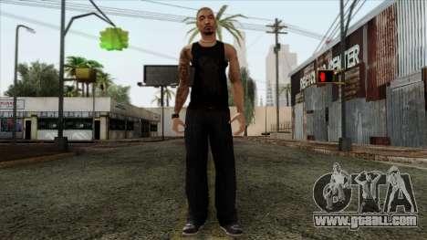 GTA 4 Skin 66 for GTA San Andreas