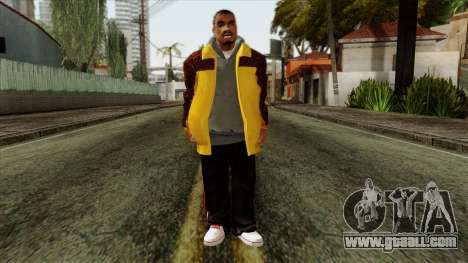 GTA 4 Skin 31 for GTA San Andreas