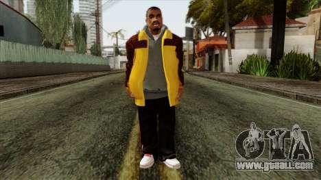 GTA 4 Skin 31 for GTA San Andreas