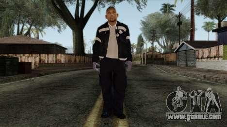 GTA 4 Skin 44 for GTA San Andreas