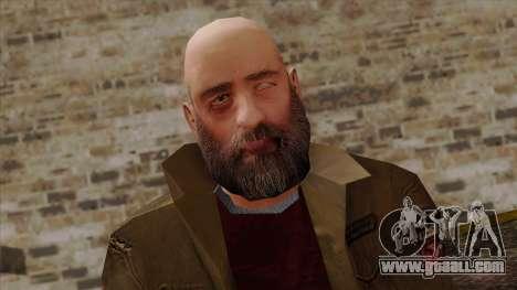 GTA 4 Skin 62 for GTA San Andreas third screenshot