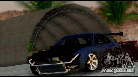 Nissan Silvia S13 DC Hunter for GTA San Andreas