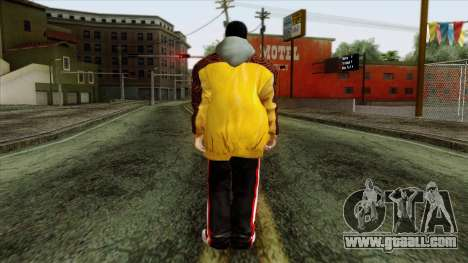 GTA 4 Skin 31 for GTA San Andreas second screenshot