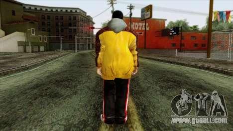 GTA 4 Skin 31 for GTA San Andreas second screenshot