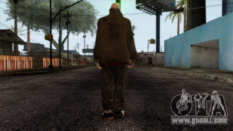 GTA 4 Skin 62 for GTA San Andreas second screenshot