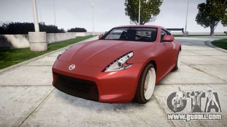 Nissan 370Z Stance for GTA 4