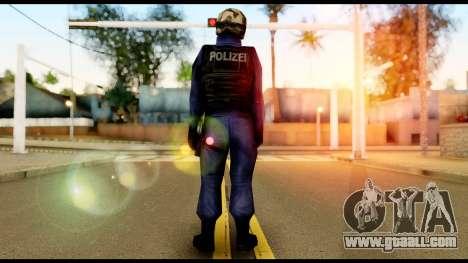 Counter Strike Skin 5 for GTA San Andreas second screenshot