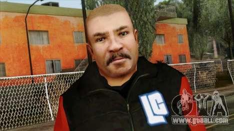 GTA 4 Skin 69 for GTA San Andreas third screenshot