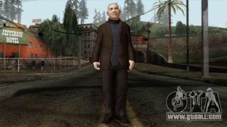 GTA 4 Skin 92 for GTA San Andreas
