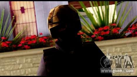 Counter Strike Skin 5 for GTA San Andreas third screenshot
