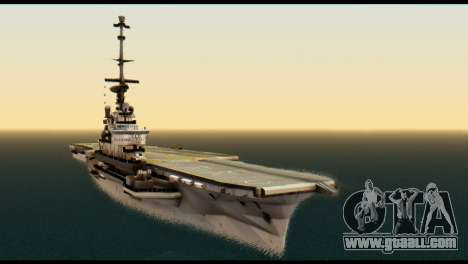 Colossus Aircraft Carrier for GTA San Andreas