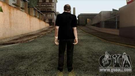 GTA 4 Skin 76 for GTA San Andreas second screenshot