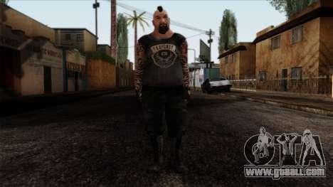 GTA 4 Skin 55 for GTA San Andreas