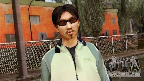 GTA 4 Skin 29 for GTA San Andreas third screenshot