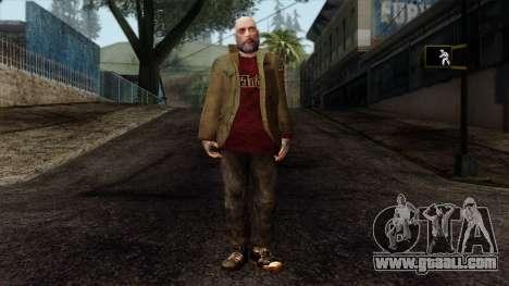 GTA 4 Skin 62 for GTA San Andreas