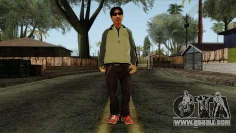 GTA 4 Skin 29 for GTA San Andreas