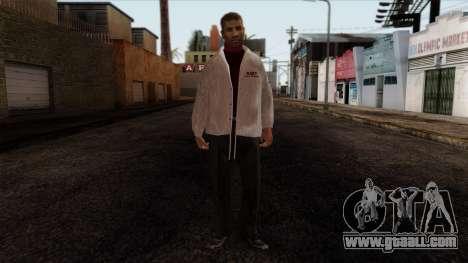 Doctor Skin 2 for GTA San Andreas