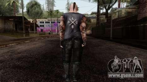 GTA 4 Skin 55 for GTA San Andreas second screenshot