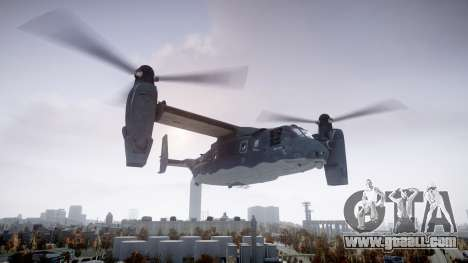 Bell CV-22 Osprey [EPM] for GTA 4