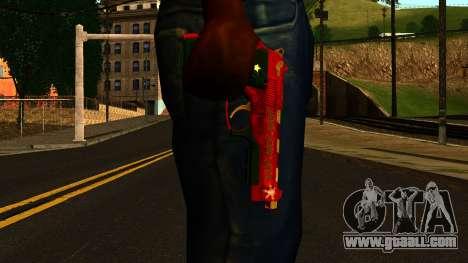 Christmas Gun for GTA San Andreas third screenshot