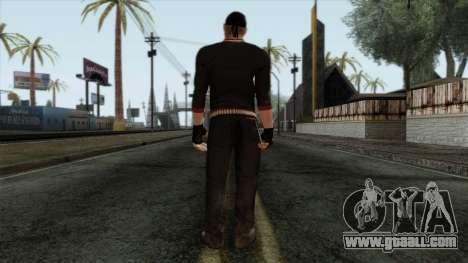 GTA 4 Skin 42 for GTA San Andreas second screenshot