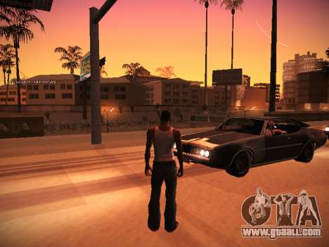 ENB v.14 for GTA San Andreas