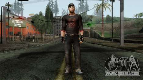 GTA 4 Skin 42 for GTA San Andreas