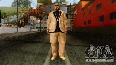 GTA 4 Skin 30 for GTA San Andreas