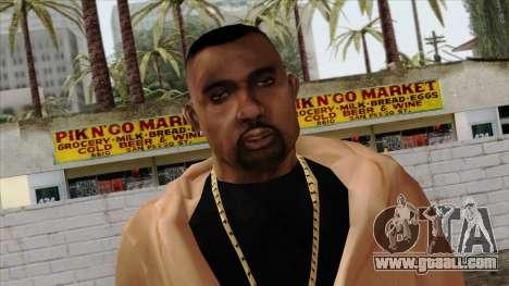 GTA 4 Skin 30 for GTA San Andreas third screenshot