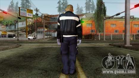 GTA 4 Skin 44 for GTA San Andreas second screenshot