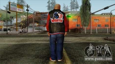 GTA 4 Skin 69 for GTA San Andreas second screenshot