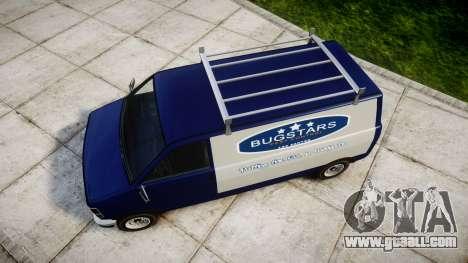 Declasse Burrito Bugstars for GTA 4