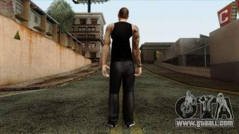 GTA 4 Skin 66 for GTA San Andreas second screenshot