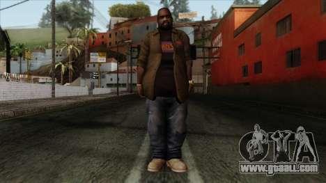 GTA 4 Skin 70 for GTA San Andreas