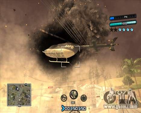 C-HUD Super Cull for GTA San Andreas third screenshot