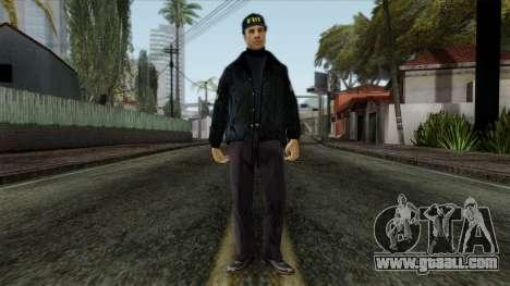 Police Skin 3 for GTA San Andreas