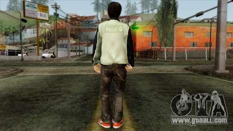 GTA 4 Skin 29 for GTA San Andreas second screenshot