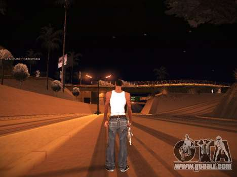 ENB v.14 for GTA San Andreas eighth screenshot