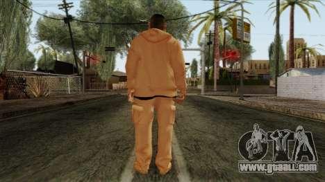 GTA 4 Skin 30 for GTA San Andreas second screenshot